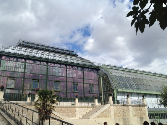 Jardin des Plantes, Paris