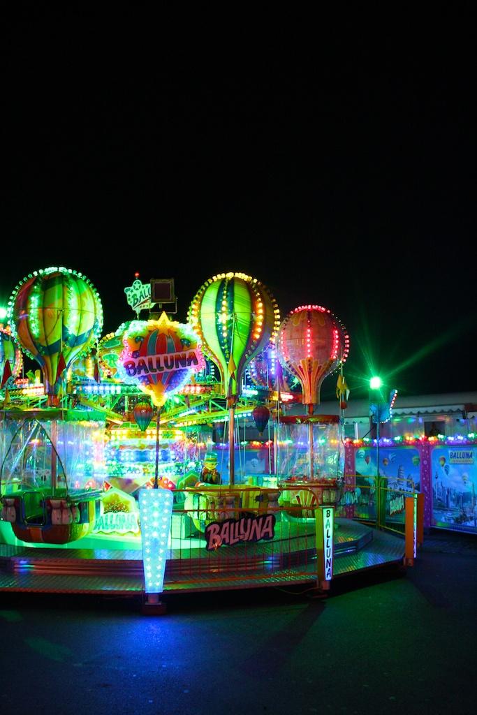 Kirmes in Köln//Fun Fair in Cologne