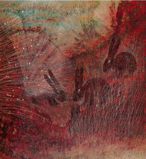 Helga Aichinger, Rabbits