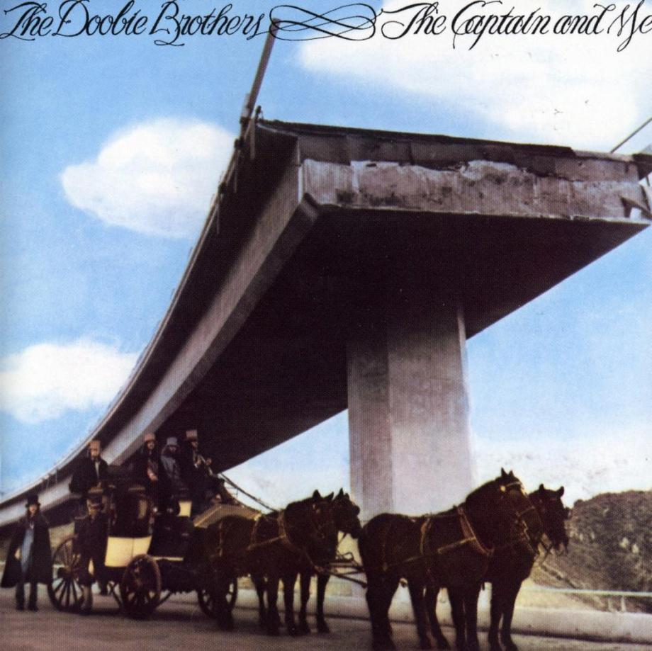 The Doobie Brothers - The Captain And Me - Front (2-2)