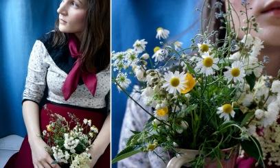 Sommerstrauß // summer bouquet