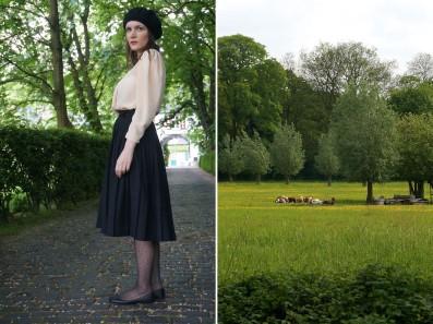 Wolle und Seide // Silk and Wool