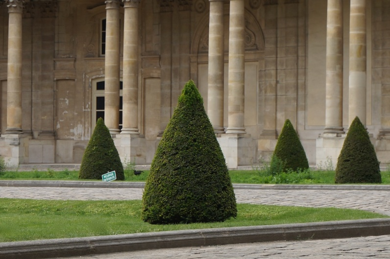 Jardins des Archives Nationales, Paris