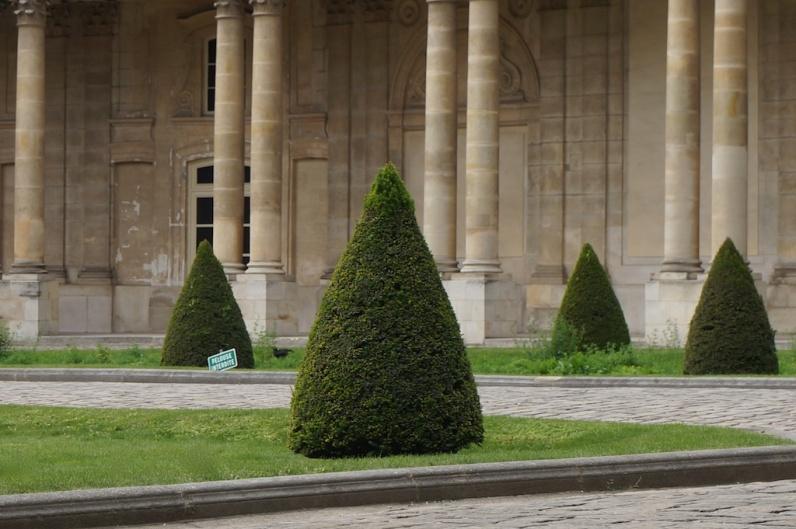 Jardins des Archives Nationales, Paris
